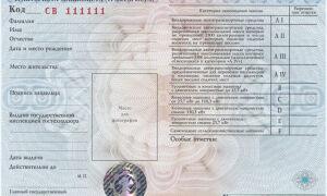 Права на комбайн – гарантия безопасной эксплуатации