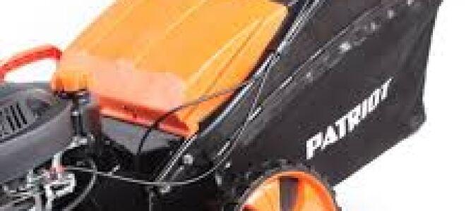 Лучшие модели газонокосилок Патриот (Рatriot) от американского производителя