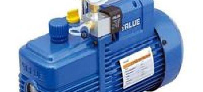 Вакуумные насосы «Value»: обзор ключевых характеристик