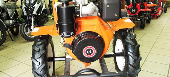 Мотоблок Кентавр 2090Д: легко и эффективно обработает участок с любой почвой