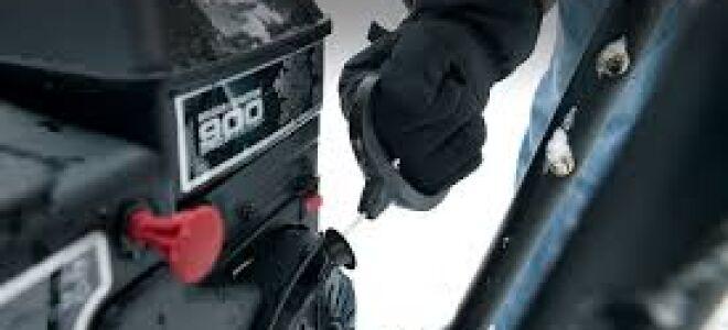 Почему не заводится снегоуборщик: причины поломки и варианты ремонта