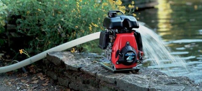 Насосы для откачки воды из подвала – типы оборудования и описание популярных моделей