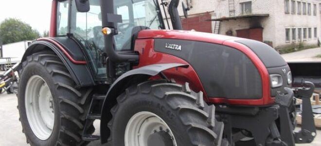Тракторы Valtra (Валтра)