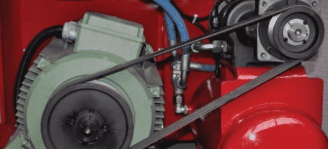 Ремни для снегоуборочных машин, их замена и основные параметры