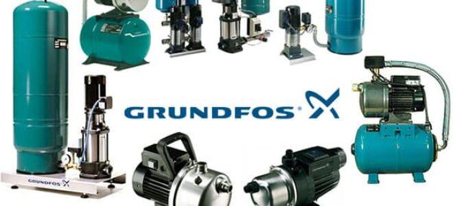 Насосные станции «Grundfos»: обзор модельного ряда и его особенностей