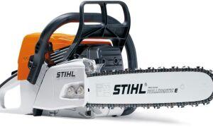 Бензопила Stihl MS 180 — особенности эксплуатации и обслуживания