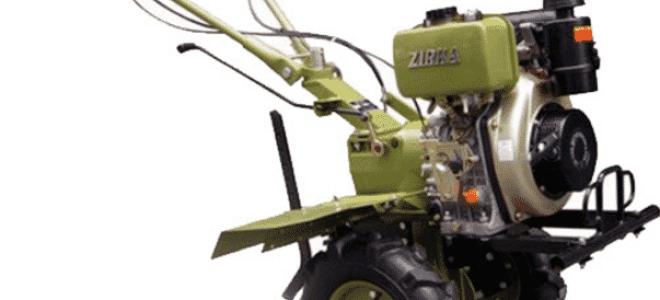 Мотоблок Зирка (Zirka) — незаменимый помощник