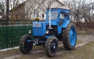 Обзор культового трактора Т 40 и его распространенных модификаций