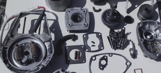 Схема двигателя мотокультиватора крот 494