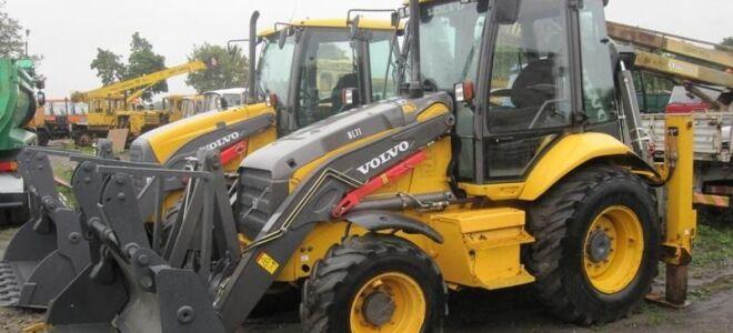 Тракторы Вольво (Volvo)