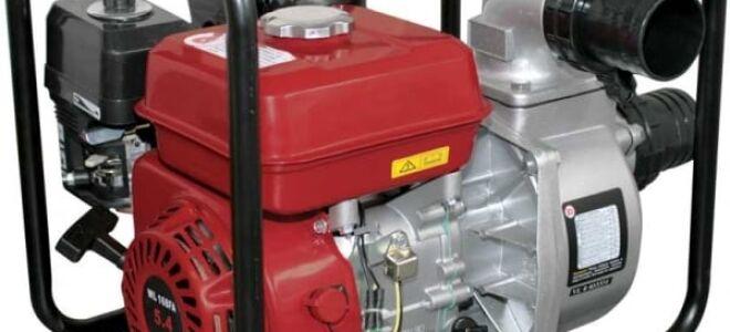 Мотопомпы Калибр – описание и технические характеристики популярных моделей
