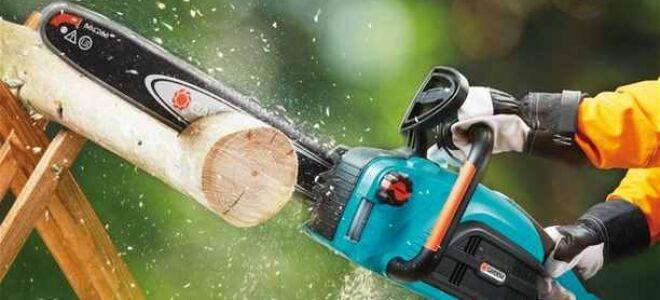 Электропилы как категория современного ручного инструмента