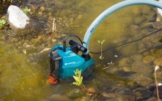 Насосы и насосные системы для пруда