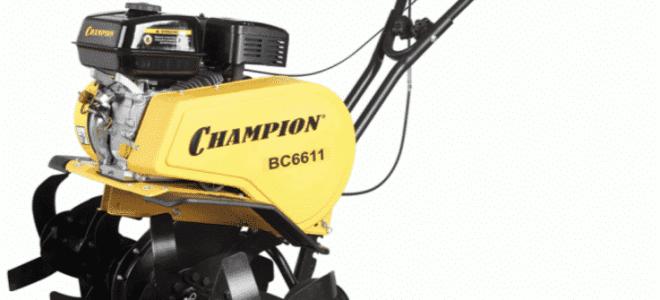 Мотокультиватор Чемпион: легкость и доступность в каждой модели!