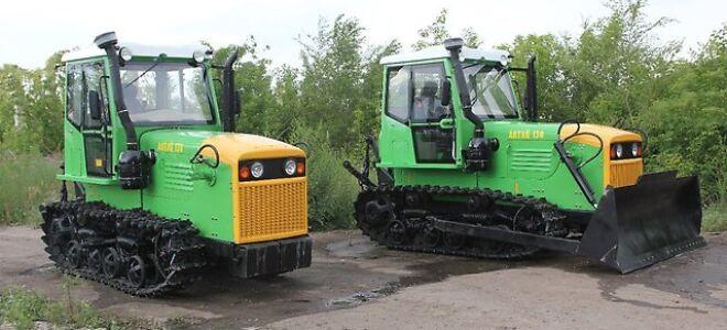 Характеристики и возможности мощных многофункциональных тракторов Алтай
