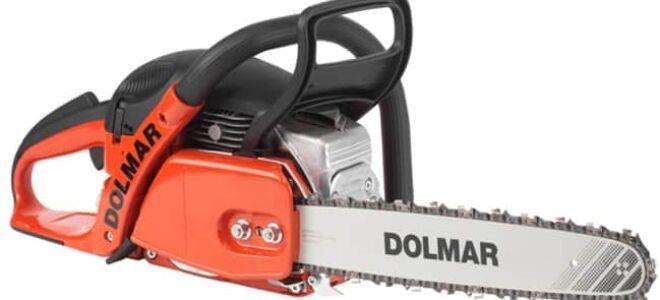 Электропилы «Dolmar» –знакомое слово среди современного инструмента