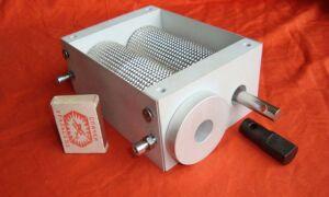 Дробилки для солода –конструкция и типы агрегатов