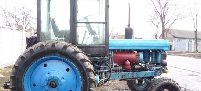 Особенности тракторов серии Т-28 и возможности их модернизации