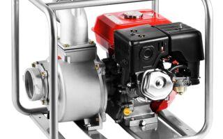 Мотопомпы «Зубр» — отражение высокого интеллекта и современных технологий
