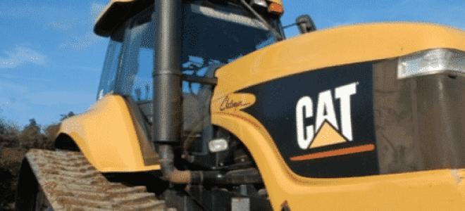 Тракторы Cat (Кэт)