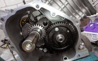 Ремонт двигателя культиватора
