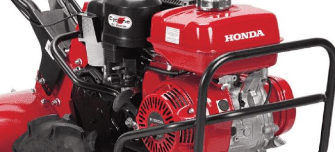 Мотоблок Хонда для истинных ценителей японского качества