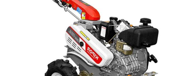 Мотоблок Kipor – поразительная многофункциональность за счет навесного оборудования
