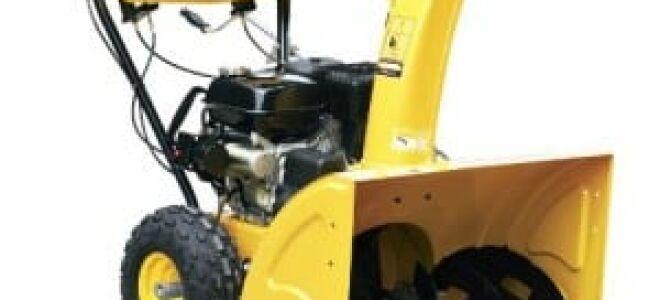 Снегоуборочные машины Crosser – высшее качество техники для комфортной уборки снега