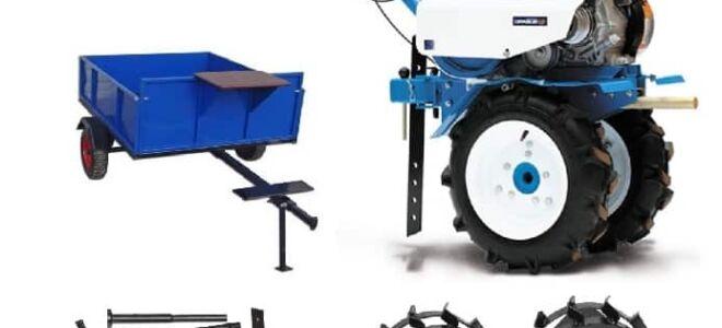 Навесное оборудование для мотоблока «Нева»