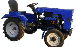 Как правильно сделать трактор из мотоблока своими руками?