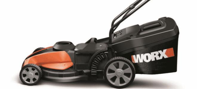 Все секреты про аккумуляторные газонокосилки