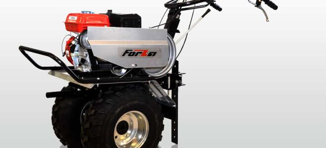 Мотоблок Форза в 9 л. с. – надежный агрегат высшего качества!