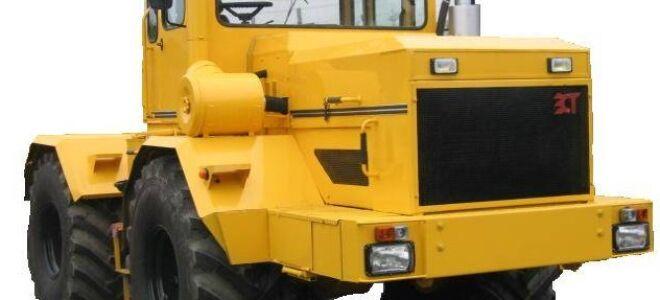 Трактор К-700 и его модернизация К-700 а