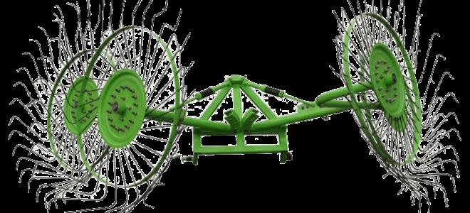 Грабли или ворошилки – особенности конструкции и принцип изготовления