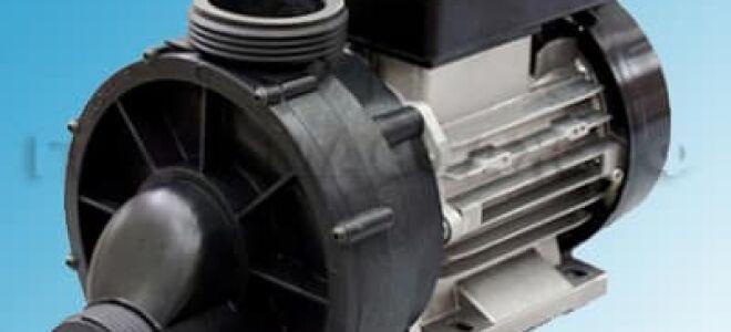 Устройство и самостоятельный ремонт насосов для гидромассажных ванн