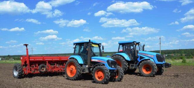 Особенности конструкции и возможности тракторов модельного ряда Агромаш
