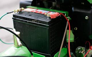 Аккумулятор на мотоблок – правильный выбор обеспечит долговременную работу аппарата