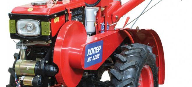 Мотоблоки Хопер: характеристики топовых моделей