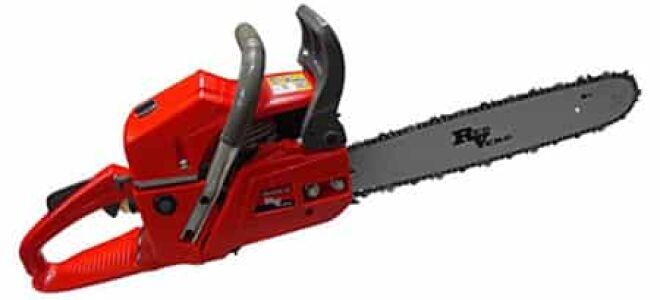 Бензопилы RedVerg: производительный инструмент для сада и леса