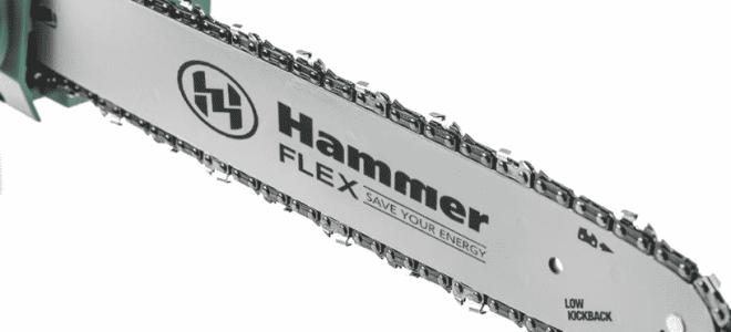 Электропилы Hammer: виды и особенности