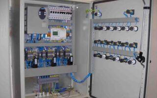 Шкафы управления насосами – функции, самостоятельный монтаж и подключение