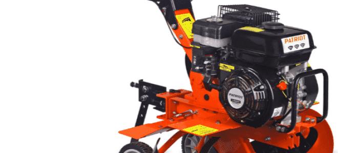 Мотокультиватор Патриот: комфортная и качественная обработка почвы вам гарантирована!
