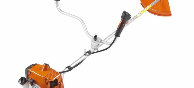 Обзор профессиональной мотокосы Stihl fs 250