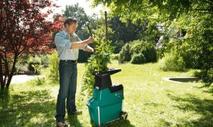 Измельчители Bosch – особенности эксплуатации и описание моделей