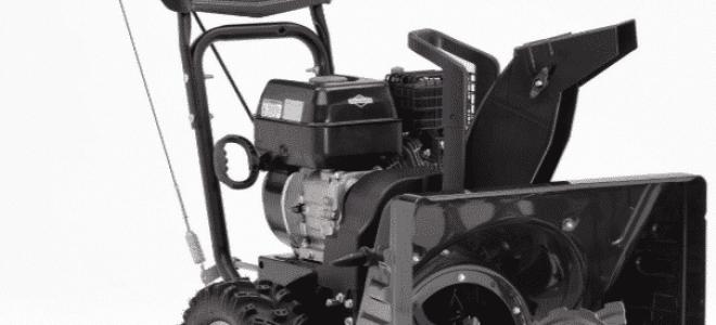 Снегоуборщик Мюррей – простой и удобный агрегат для уборки заснеженной территории