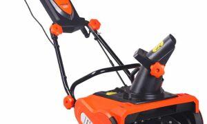 Электрические снегоуборщики (аккумуляторные) — плюсы и минусы