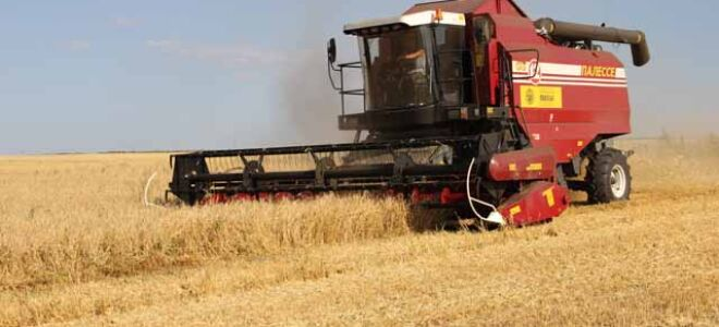 Сельскохозяйственные комбайны – виды и особенности
