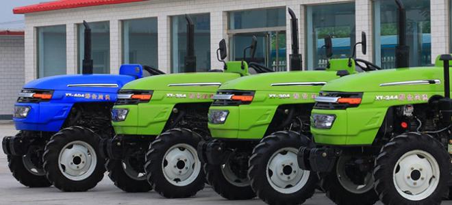 Китайские трактора Синтай (Xingtai)
