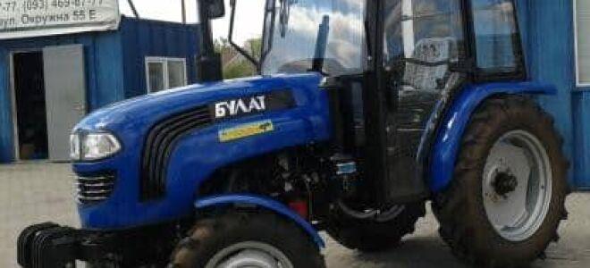 Тракторы Булат: основные характеристики