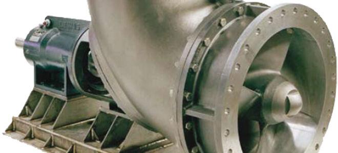 Осевые насосы – устройство и принцип работы оборудования